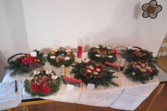 Vánoční výstava 2010