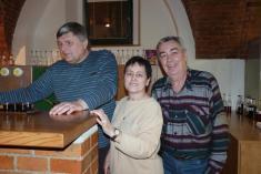 Véšovské košt 2012