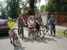 Na kole po regionu