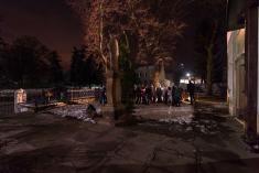 Rozsvěcení vánočního stromu a prodejní vánoční výstava 3. 12. 2017