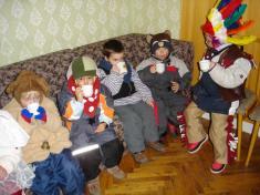 Masopust školka 2007