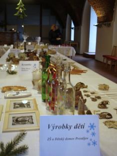 Vánoční výstava 2008